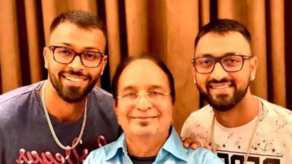 દિગ્ગજ ગુજરાતી ક્રિકેટર હાર્દિક પંડ્યા પર આભ તૂટી પડ્યુંઃ પિતાનું આ બીમારીથી અચાનક નિધન થતા ઊંડા શોકમાં